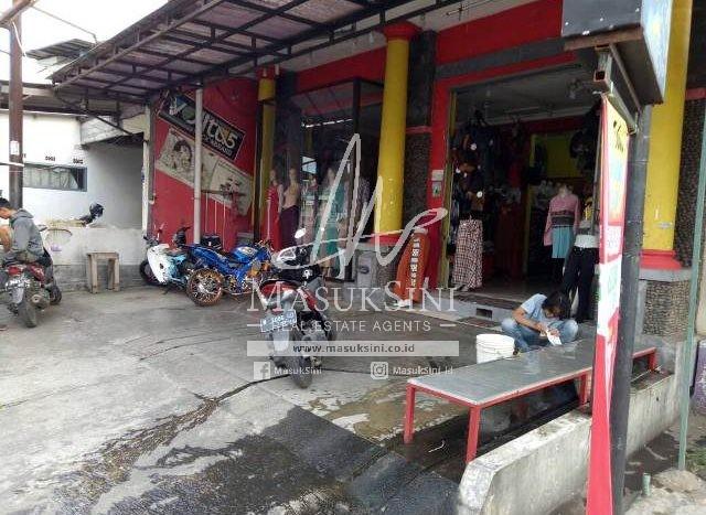 Ruko Bandung Style di Tepi Jalan Raya Asrikaton Pakis