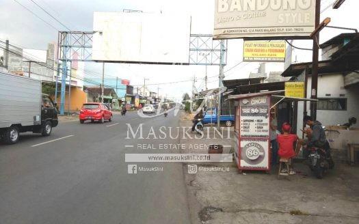 Ruko Dijual di Tepi Jalan Raya Asrikaton Pakis Malang