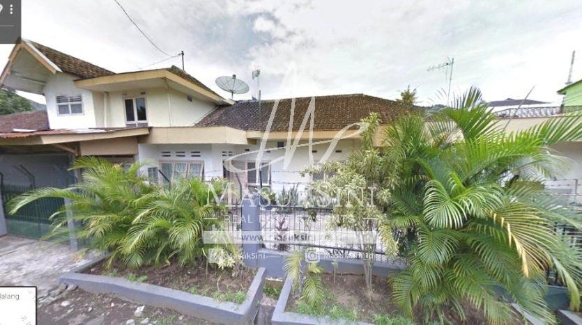 Rumah Dijual di Jalan Pekalongan No.2 Malang