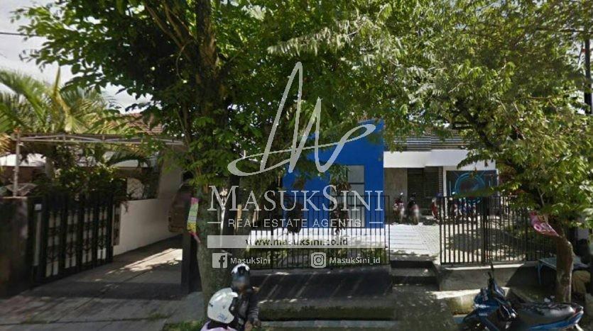 Rumah Dijual di Tepi Jalan Raya Tidar