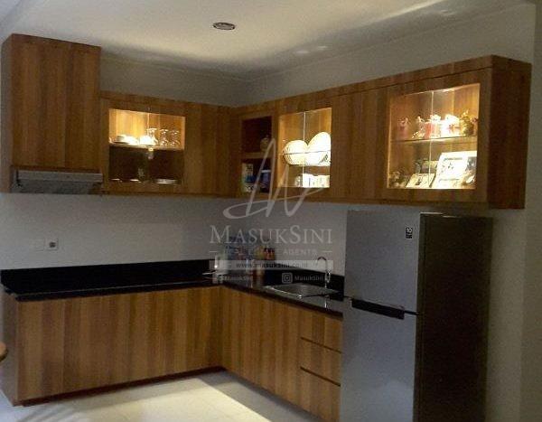 dapur apartemen CW