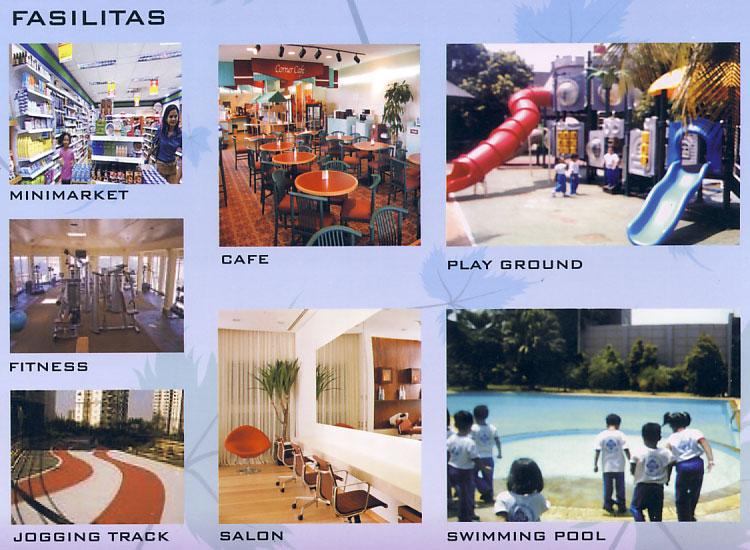 fasilitas apartemen