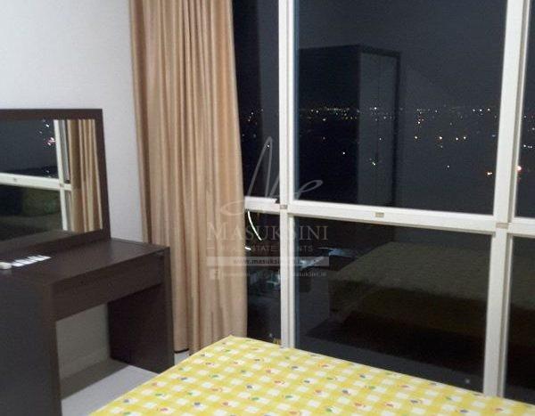 view kamar apartemen ciputra world surabaya