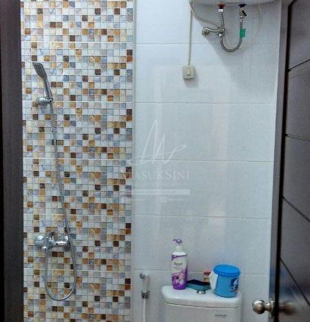 Rumah Dijual di Villa Puncak Tidar Malang kamar mandi
