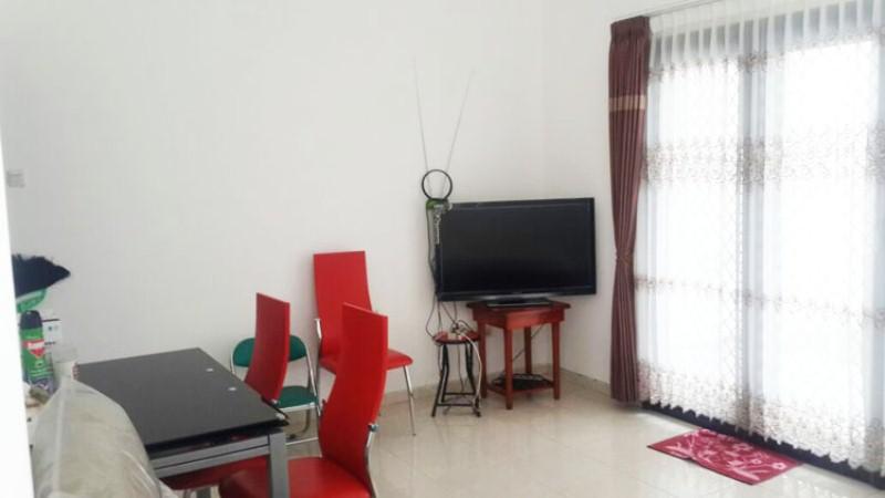 Rumah Dijual di Villa Puncak Tidar Malang ruang keluarga