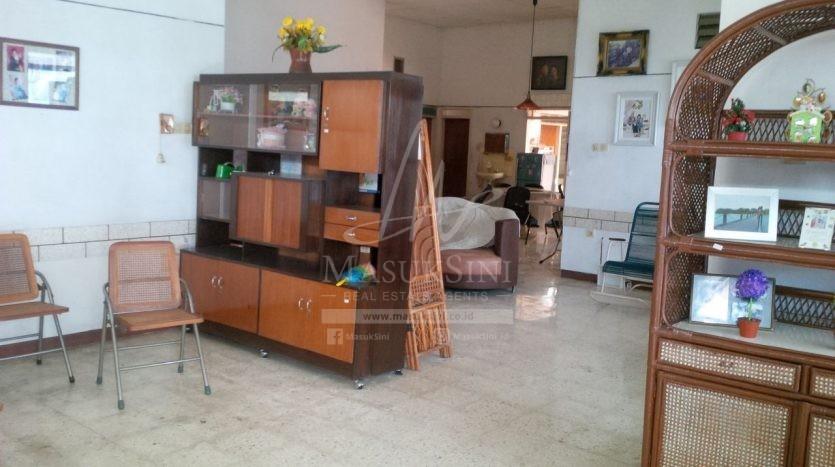 rumah dijual di candi mendut malang ruang tamu
