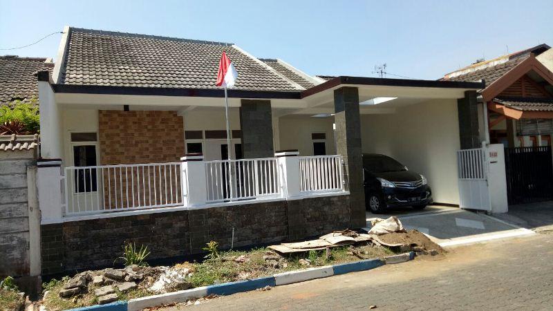 rumah dijual di PBI Malang
