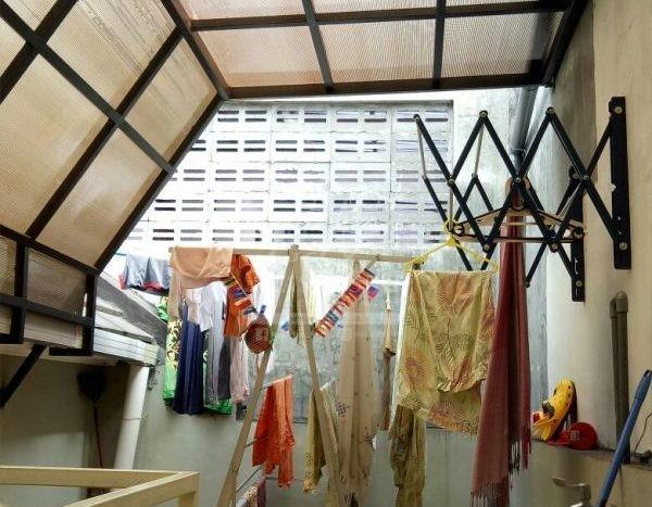 Rumah Dijual di Graha Kencana Malang jemuran