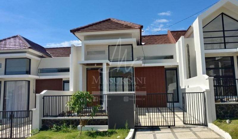 rumah dijual di GreenLand Tidar Malang