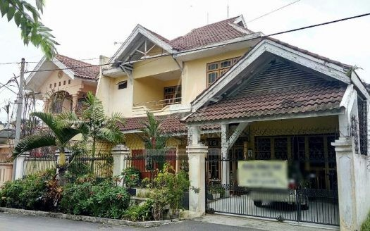 Rumah Dijual di Soekarno Hatta Mlaang - Perum PTP II