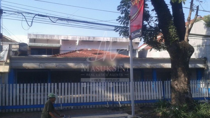 Rumah dijual di jalan kawi malang