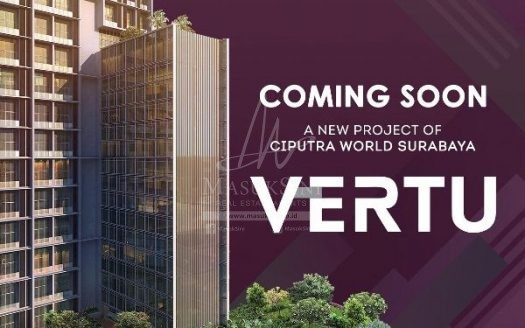 The Vertu Apartment Ciputra World Surabaya