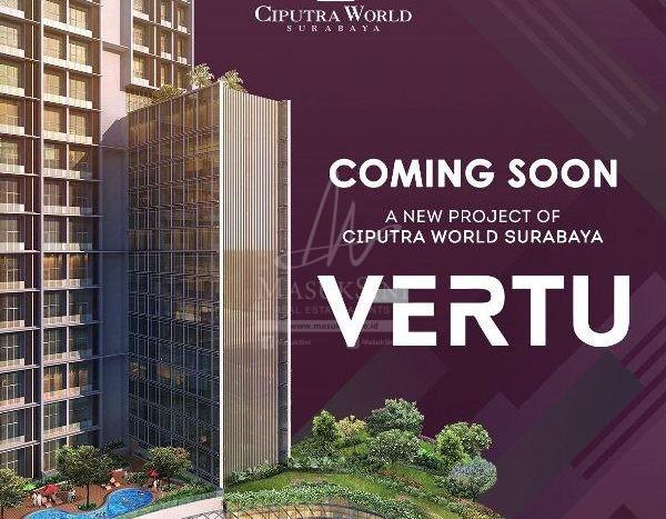 The Vertu Apartment Ciputra World Surabaya