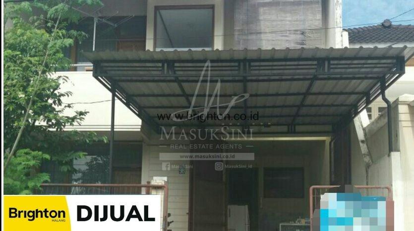 Dijual Rumah Bukit Dieng Permai Malang