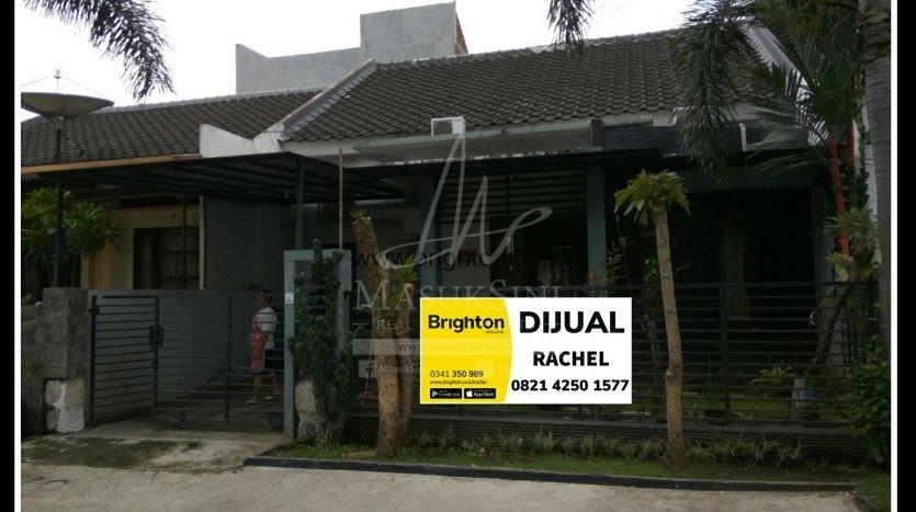 Dijual Rumah Soekarno Hatta Mlg