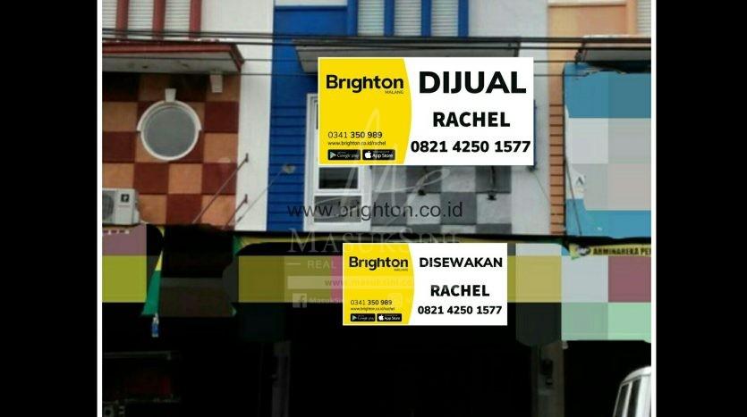 Dijual Sewa Ruko Arjuno Malang