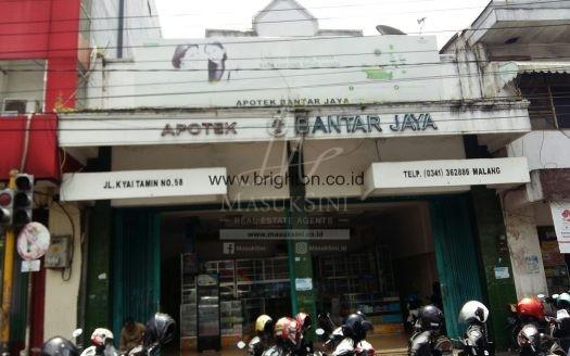 Disewakan Ruko KH Tamrin Malang