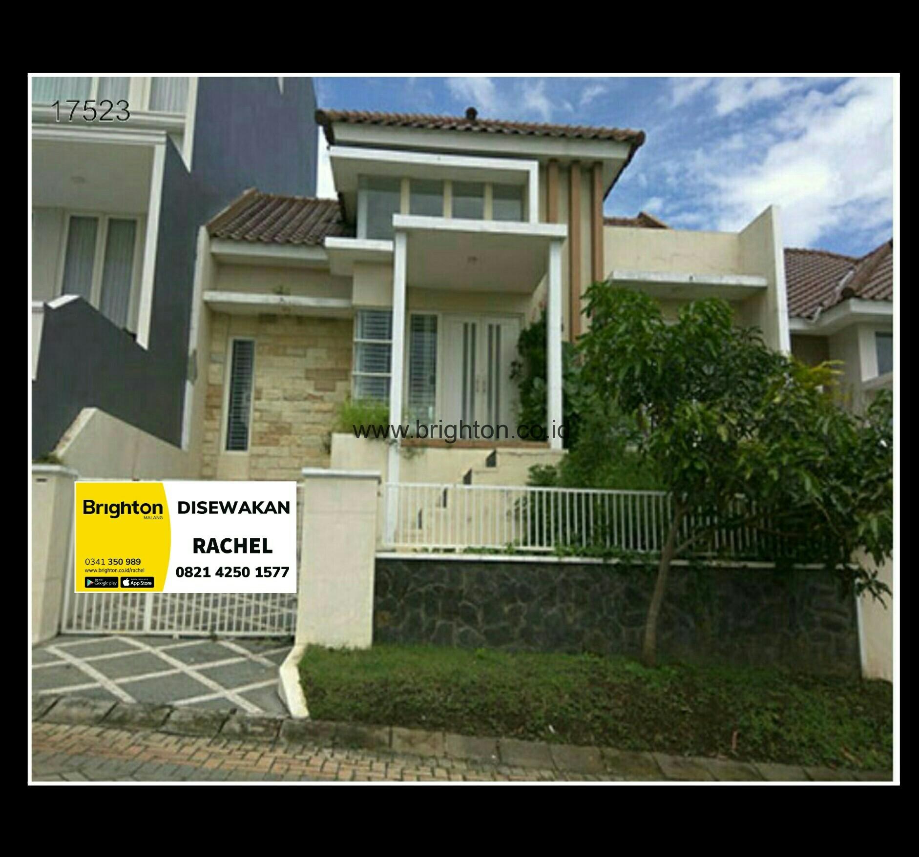 Rumah Disewa Villa Puncak Tidar Malang
