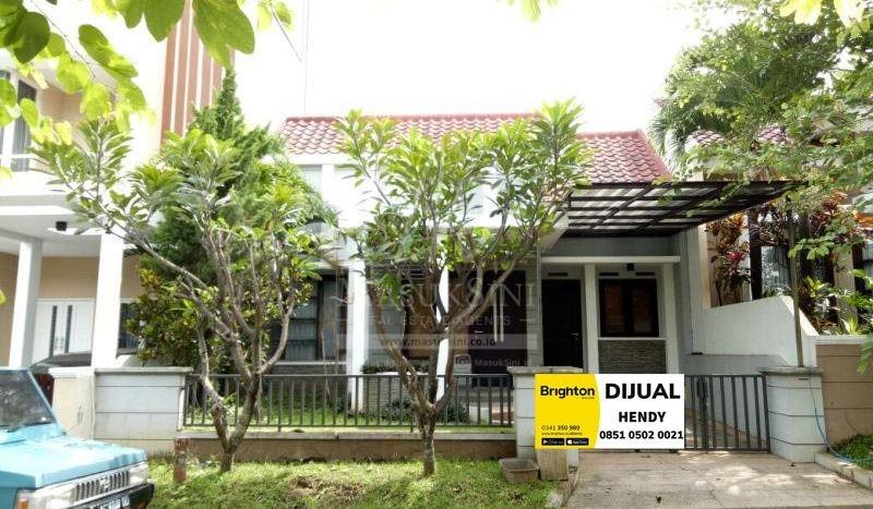 Rumah dijual Villa Puncak Tidar Malang