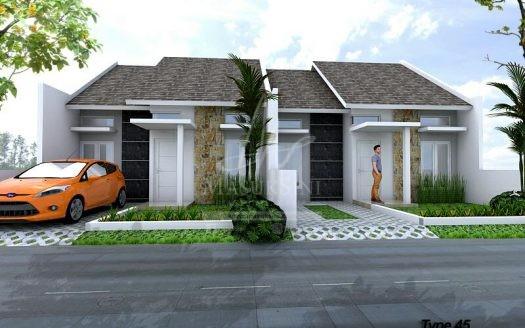 Rumah Dijual Griya Alamadi Type 45 Malang