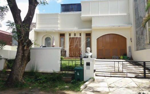 Rumah Murah Villa Puncak Tidar