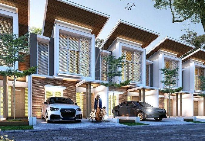 villa dieng residence VDR type 45