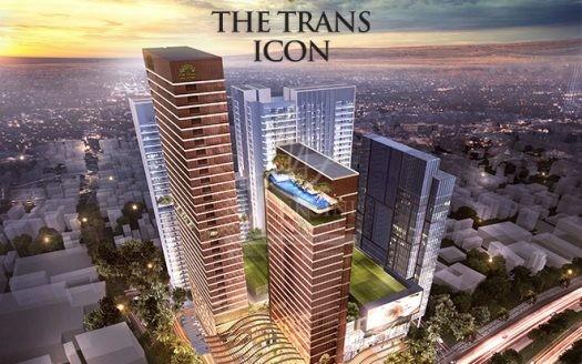 the trans icon apartment surabaya