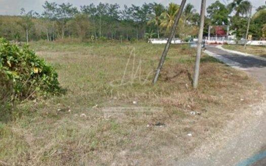 Tanah Dijual di Jalan Raya Karangkates
