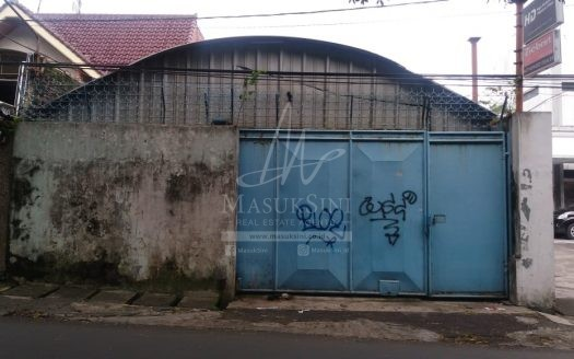 Gudang Dijual di Karya Timur Malang