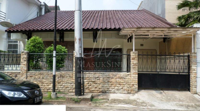 Rumah Dijual di Pondok Indah Jakarta Selatan