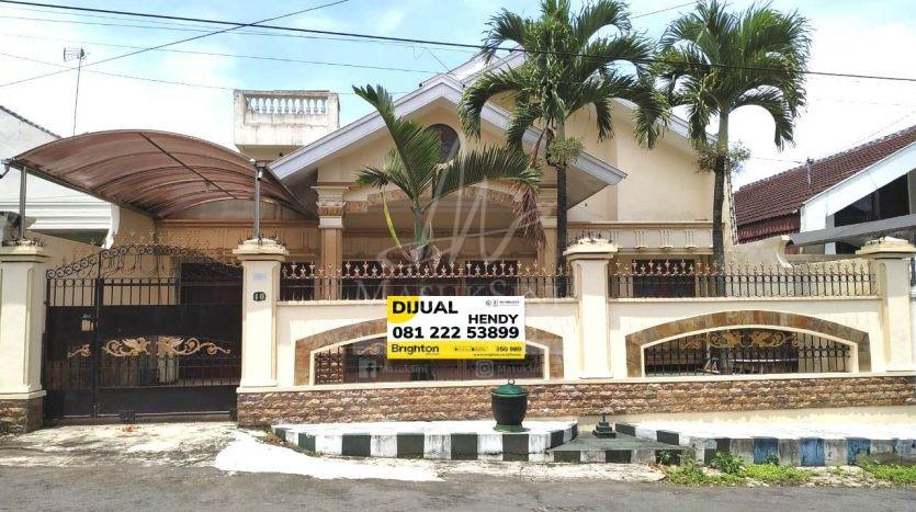Rumah Sewa Tidar Malang
