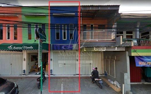 Ruko Dijual Jalan Gajayana Malang