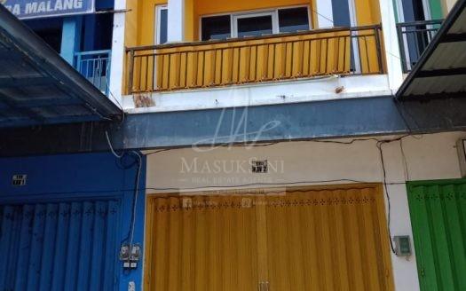 Ruko Dijual Jl Raya Kebon Agung Malang