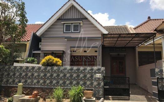 Rumah Cantik Villa Puncak Tidar Malang