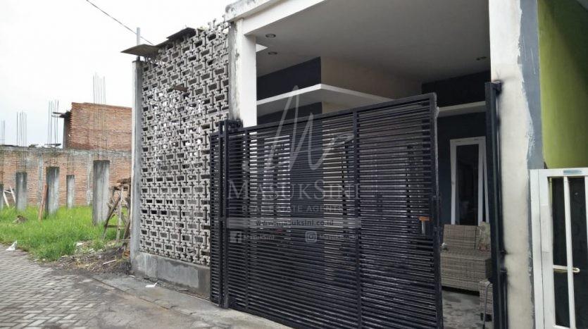 Rumah Dijual Jl. Anjasmoro Batu