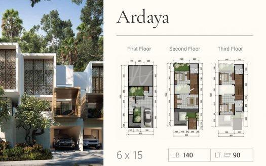 Sakala Tipe Ardaya, Villa Puncak Tidar