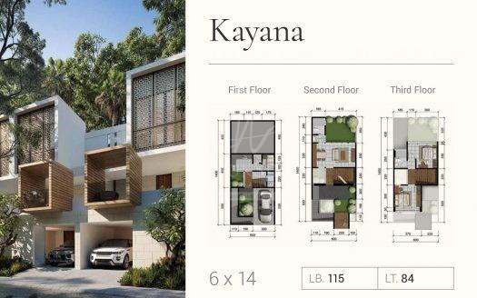 Sakala Tipe Kayana Resort Living