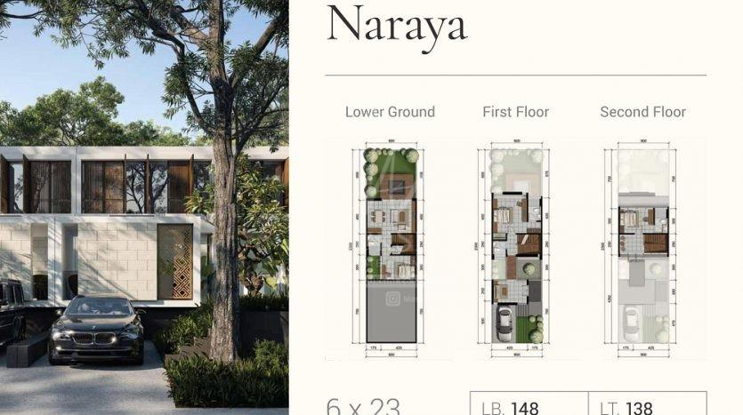 Sakala Tipe Naraya, Villa Puncak Tidar