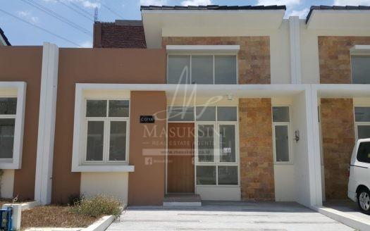 Rumah Disewakan Park Hill CitraGarden City Malang