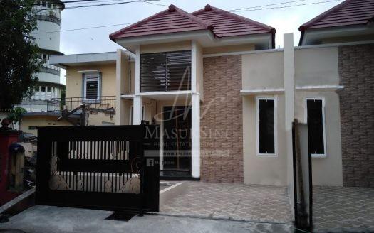 Rumah Siap Huni Jalan Emas Malang