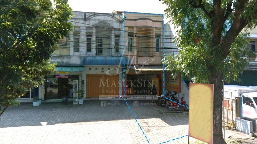 Ruko Strategis Tumenggung Suryo Malang