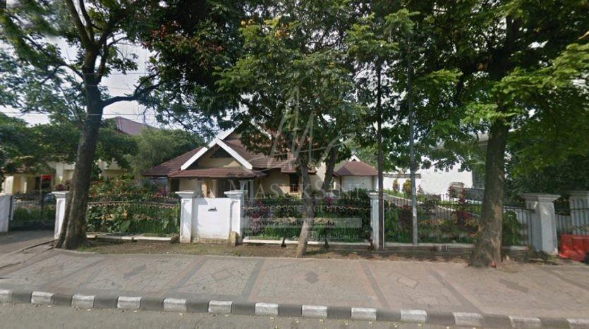 Rumah Strategis Dijual Raden Intan Malang