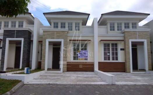 CitraGarden City Malang Cluster Park Hill