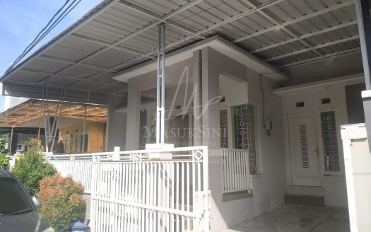 Rumah Minimalis Soekarno Hatta Land Malang