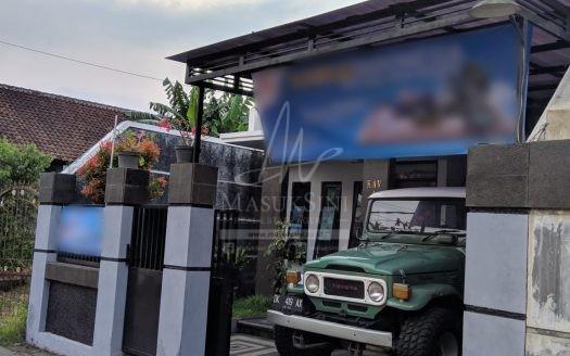 Rumah Dijual di Simpang Ikan Nila Blimbing Malang