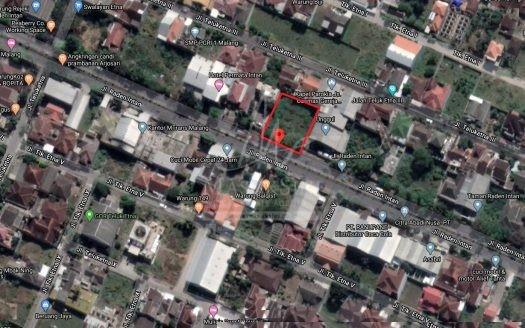 Tanah Dijual di Raden Intan Malang