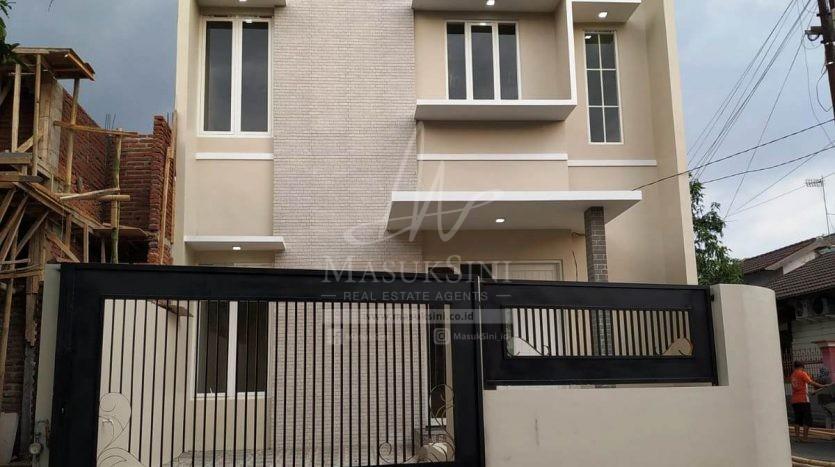 Rumah Baru di Sawojajar Malang