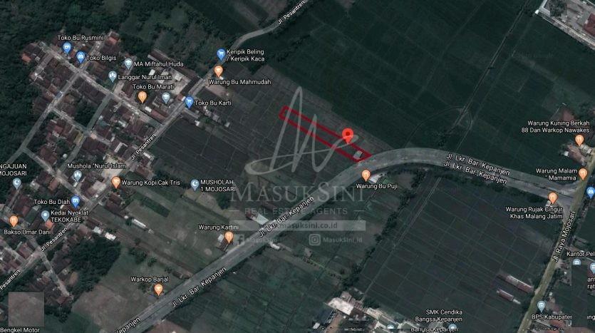 Tanah Strategis di Kepanjen Kabupaten Malang