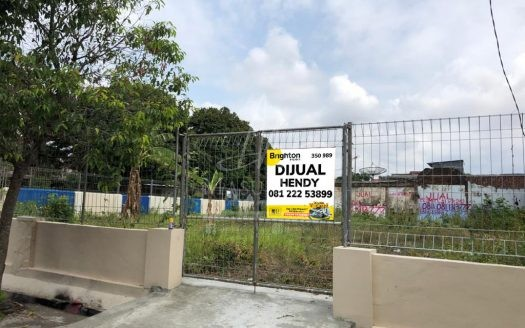 Tanah Pusat Kota Jalan Kaliurang Malang