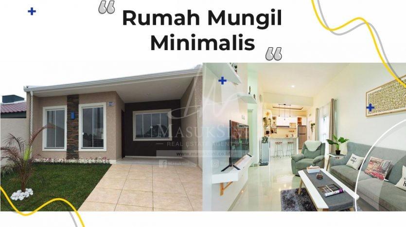 Rumah Mungil Minimalis